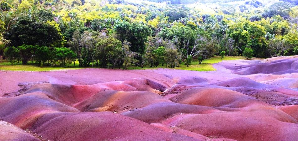Terre 7 couleurs