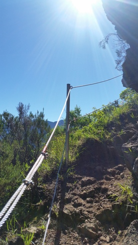 Sentier Piton Cabris