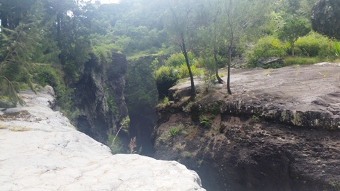 Canyon Trois Roches