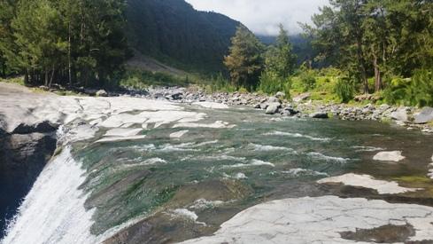 Cascade Trois Roches