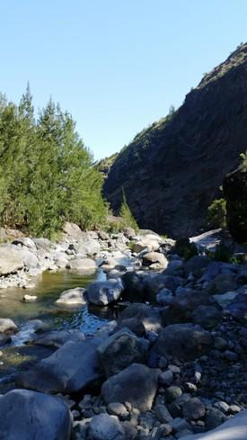 Rivière du Bras Rouge - Cilaos